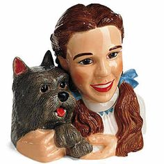 We're off to see the Wizard! Frm Mary Hough's bd: Cookie Jar
