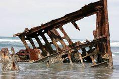 84.Shipwreck structure in Prosperos cave
