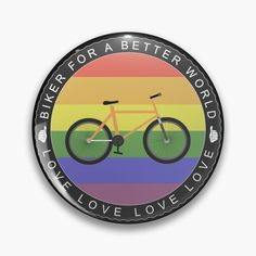 Biker, Never Too Late, Love S, Worlds Of Fun, Designs, Pride, Buttons, Gifts, Presents
