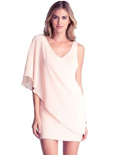 A Forever Fairness Women's Tight single-butterfly-sleeve Chiffon Dress $21.00 http://www.amazon.com/gp/product/B00RE3EQ9C/ref=as_li_qf_sp_asin_il_tl?ie=UTF8&camp=1789&creative=9325&creativeASIN=B00RE3EQ9C&linkCode=as2&tag=wwwthebestnik-20&linkId=SBPWYL2HVRITHUOY