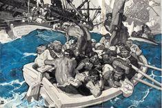Dean Cornwell – Ilustraciones y pinturas