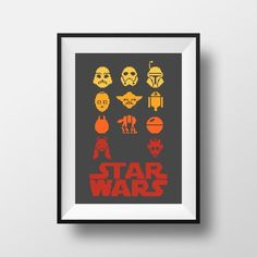 Star Wars Cross Stitch Pattern PDF   Craftsy