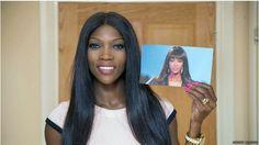 LEKULE : Modeli anayefanana na Naomi Campbell