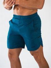 Casual Beach Shorts Mens Bermuda 2019 New Summer Breathable Quick-Drying VQ Shorts Men Gyms Fitness Bodybuilding Brand. Harem Shorts, Men Shorts, Knee Length Shorts, Mens Boardshorts, Fashion Pants, Men's Fashion, Workout Shorts, Joggers, Sweatpants