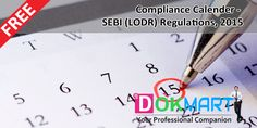 This Compliance Calendar of  SEBI (Listing Obligations and Disclosure Requirements (LODR) ) Regulations, 2015 in tabular form with compliance points making it handy for professionals .