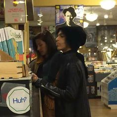 One of the last pictures of Prince @ Electric Fetus Record Store... (Edited: I…