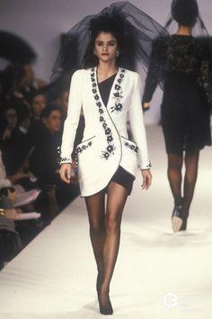 Chanel, Spring-Summer 1990, Couture on www.europeanafashion.eu