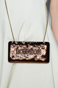 Bourbon Bag by Anya Hindmarch, AW14/15