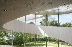 Ribbon Chapel by Hiroshi Nakamura & NAP | HomeAdore