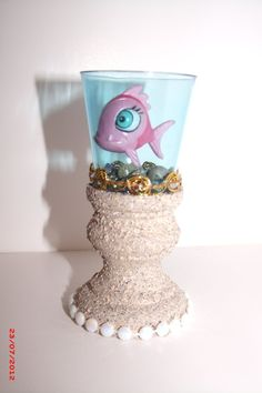 Fish Bowl for Monster High Doll Lagoona's Pet by monsternitezzzz, $9.99