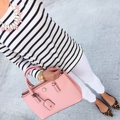 Happy Friday! This striped shirt is on sale for $22 and my necklace is only $24! Shop this o... @liketoknow.it www.liketk.it/1amkg #liketkit