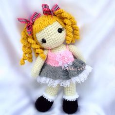 Cute Crochetdolls ♡