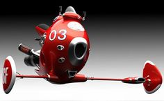 Five best flying motorbike concepts | Designbuzz : Design ideas and concepts