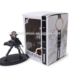 Wholesale 18cm Sword Art Online Kirigaya Kazuto Action Figure, View adult action figures, donnatoyfirm Product Details from Guangzhou Donna Fashion Accessory Co., Ltd. on Alibaba.com