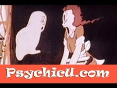 [Psychic Abilities]  Scared of Your Spooky Psychic Side?  Trick or Treat!