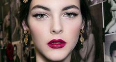 Så skapar du julens hetaste makeup | ELLE