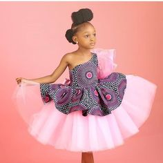 Ankara styles are one of the best common African clothing trends for both men and women of all ages, which it is not that surprising that Ankara Baby African Clothes, African Dresses For Kids, African Children, Latest African Fashion Dresses, African Print Dresses, African Print Fashion, Africa Fashion, African Prints, Ankara Fashion