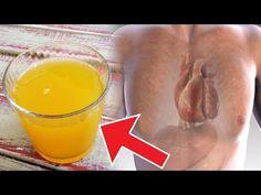 Das passiert, wenn man Kurkuma Wasser trinkt! - YouTube