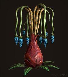 alien plants - Google Search