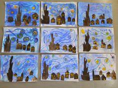 Kindergarten Art Class