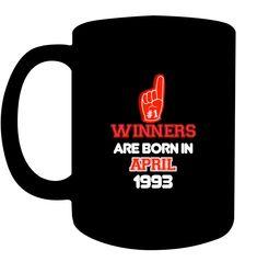 April Birthday T Shirts April 1987 Shirt Coffee Cups Mugs Sports Birthday, Birthday Cup, Birthday Shirts, Men Coffee, Coffee Gifts, Coffee Cups, Fan Shirts, Cool T Shirts, Mugs