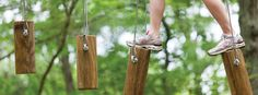 Up in the air. Family Adventure, Bird Feeders, Wind Chimes, Cool Stuff, Park, Outdoor Decor, Backyard Ideas, Image, Home Decor