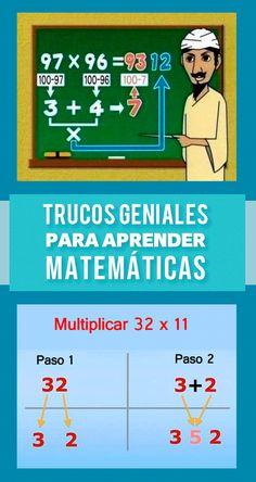 Genius Test, Math Problem Solving, Basic Math, Math For Kids, Study Tips, Mathematics, Activities For Kids, Homeschool, Teaching