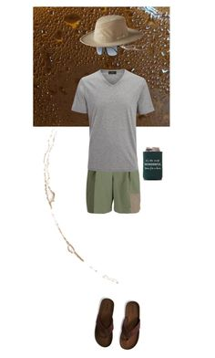 """""""Frunkle"""" by sharmarie ❤ liked on Polyvore featuring 3.1 Phillip Lim, Joseph, Gucci, Tilley, Aéropostale, men's fashion, menswear and Funkle"""