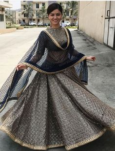 Designer Lehengas Choli and ghagra choli on sale at vivahfashion shop online latest collections lehengas designs in various styles colors patterns in India Indian Wedding Outfits, Indian Outfits, Wedding Dresses, Ethnic Wedding, Elegant Wedding, Indian Attire, Indian Wear, Anarkali, Churidar