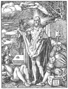 The Resurrection - Albrecht Durer