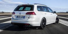 2016 Volkswagen Golf R Wagon Review - Photos | CarAdvice