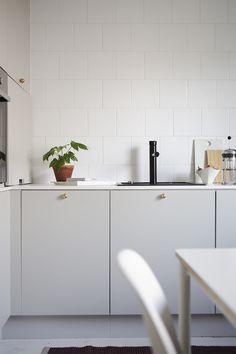 Kitchen Dining, Kitchen Decor, Dream Apartment, Amazing Spaces, Beautiful Kitchens, Oslo, Interior Design Kitchen, Home Kitchens, Small Spaces