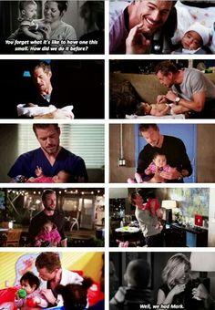 Grey's Anatomy- i miss mark!