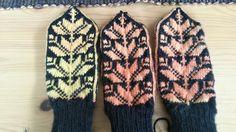 alle fra ett nøste Gloves, Winter, Fashion, Winter Time, Moda, Fashion Styles, Fashion Illustrations, Winter Fashion