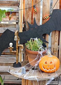 How to Decorate for Halloween in Sunny Southern California