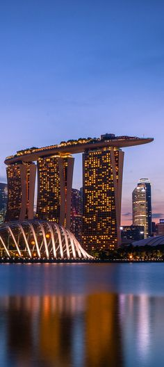 Marina Bay Sands, Singapore What are the uses of offshore companies in Singapore? Find the answer in our article: Singapore Photos, Singapore City, Singapore Travel, Sands Singapore, Beautiful Places To Visit, Great Places, Places To See, China Architecture, Amazing Architecture