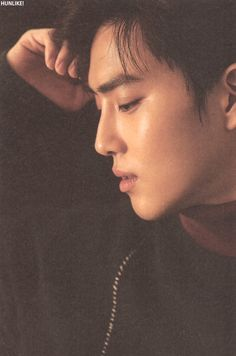EXO (Suho) For Life Album Scan cr : hunlike