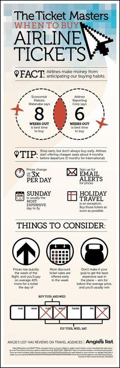 Air flight tips