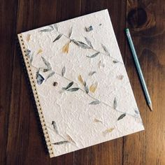 Diy Paper, Paper Art, Paper Crafts, Diy And Crafts, Arts And Crafts, Bullet Journal Ideas Pages, Handmade Books, Book Binding, How To Make Paper