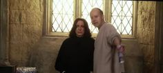 "Alan Rickman — Behind the scenes…""Harry Potter""…    Scenes from..."