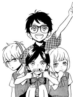 Daytime shooting star / Hirunaka no ryuusei They look so cute!!