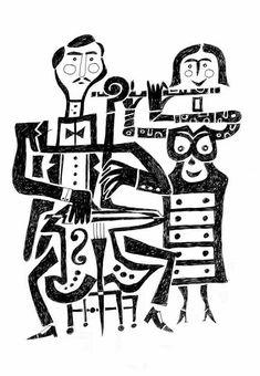 Jim Flora Art -