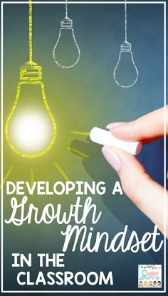 Developing a Growth Mindset in the Classroom – Student Savvy 5th Grade Activities, Teaching 5th Grade, 5th Grade Teachers, Teaching Plan, Teaching Tips, Student Teaching, Brain Activities, Teaching Strategies, Fixed Mindset