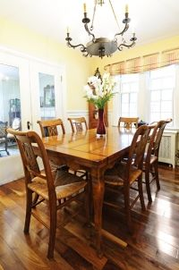 Restoring Old Wood Floors to Their Former Glory Flooring, Old Wood, Hardwood Floors, Walls Room, Wood Floor Dining Room, Old Wood Floors, Dining Room Interiors, Cleaning Wooden Floors, Home Decor