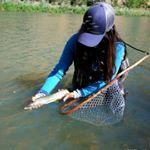 "232 Likes, 9 Comments - Aileen Lane (Aileen) on Instagram: ""WD40, no weight, fished just below surface #mkflies #deercreekflies #catchandrelease #flytying…"""