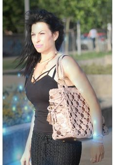 """Golden Sun"" Tote Bag Golden Sun, Tote Bags, Camisole Top, Tank Tops, Lace, Women, Fashion, Moda, Halter Tops"