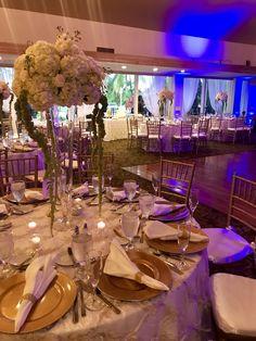 Wedding Reception At Bonaventure Country Club In Weston FL