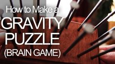 The challenge is simple .. just balance 14 nails on one nail head ... at the same time! In this project you'll learn how to make a fun little mind puzzle, fo...