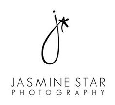 Jasmine Star: took a workshop by her. Her logo could fit any style of photography. Love the clever simplicity.