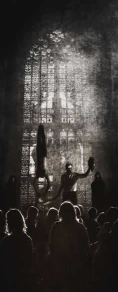 Vampire: The Masquerade - Lextalionis by Z-GrimV on deviantART
